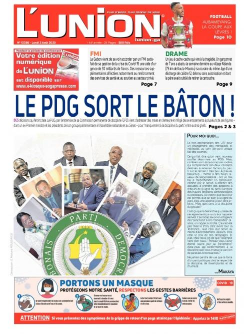 L'Union 03/08/2020