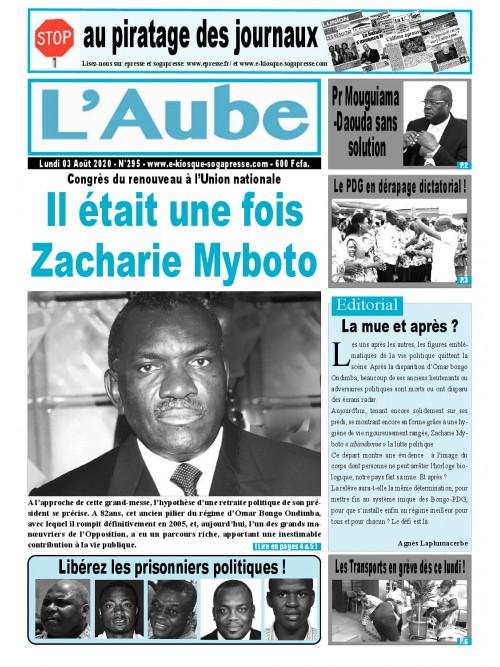 L'Aube 03/08/2020