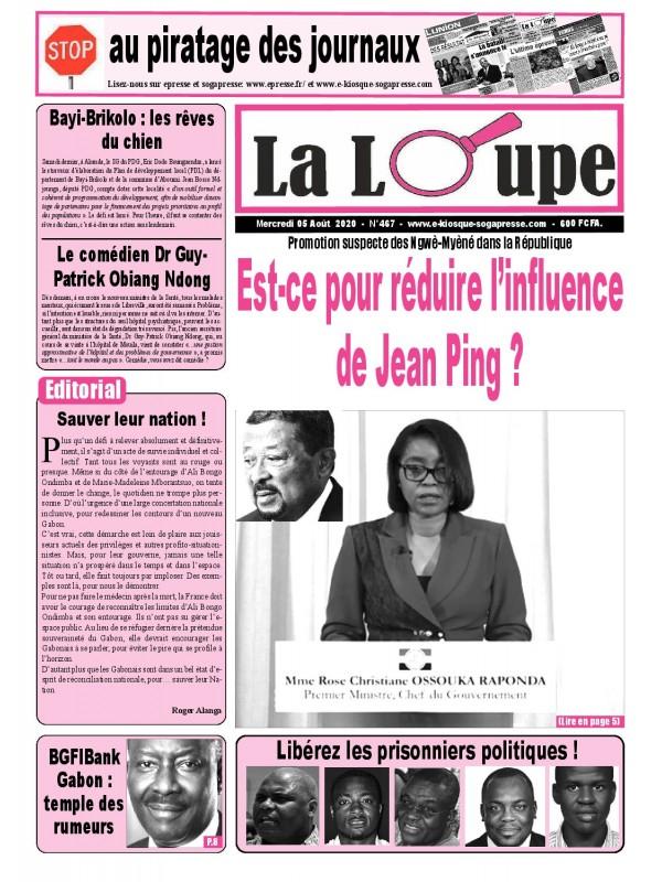 La Loupe 05/08/2020