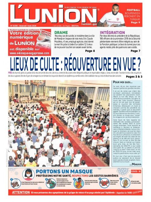 L'Union 07/08/2020