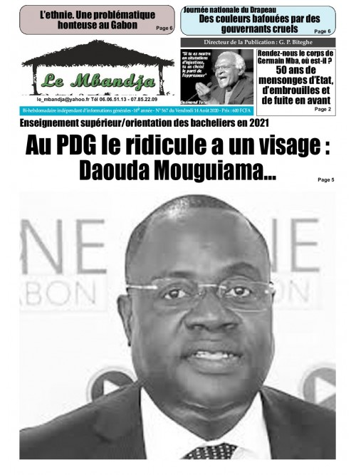 Le Mbandja 14/08/2020