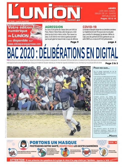 L'Union 24/08/2020