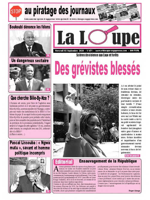 La Loupe 02/09/2020