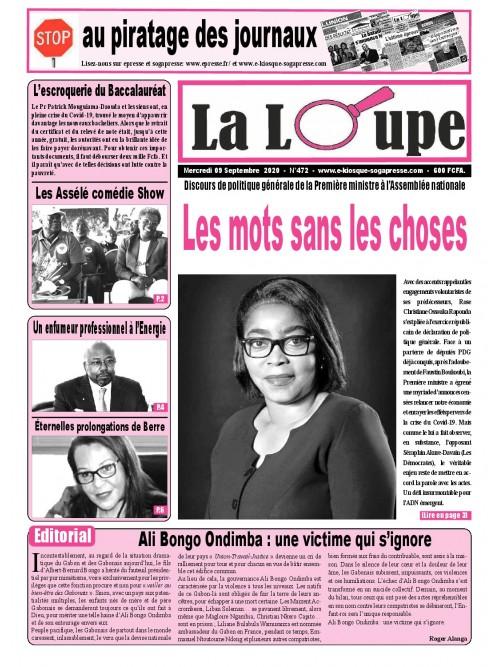 La Loupe 09/09/2020
