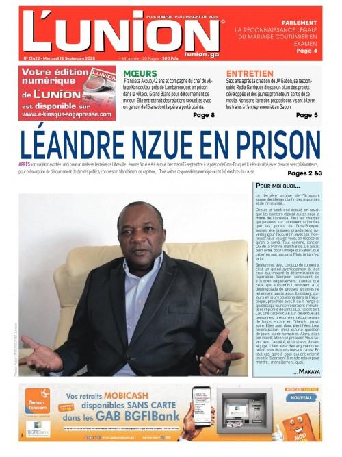 L'Union 16/09/2020