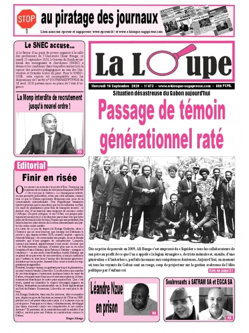La Loupe 16/09/2020