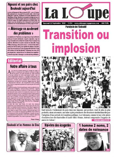La Loupe 23/09/2020