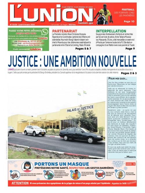 L'Union 05/10/2020