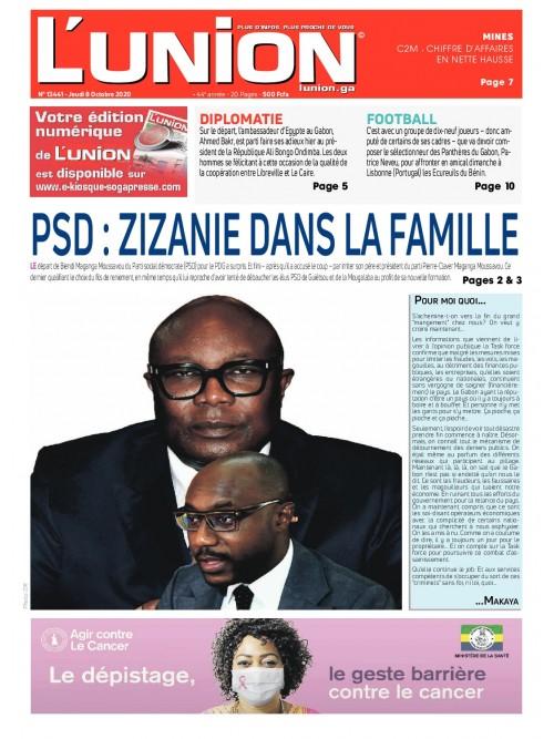L'Union 08/10/2020