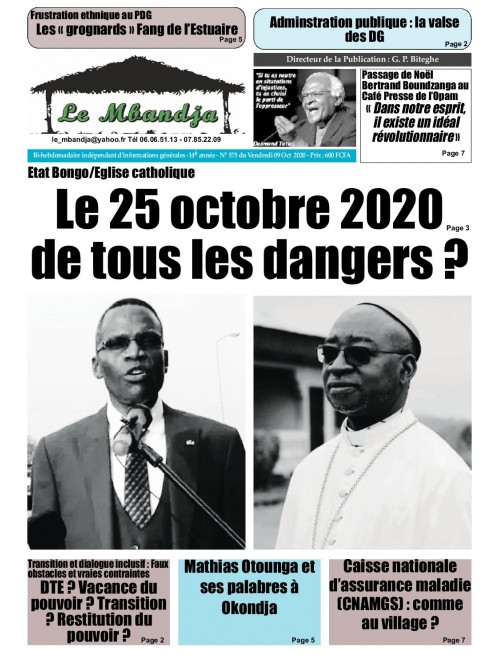 Le Mbandja 09/10/2020