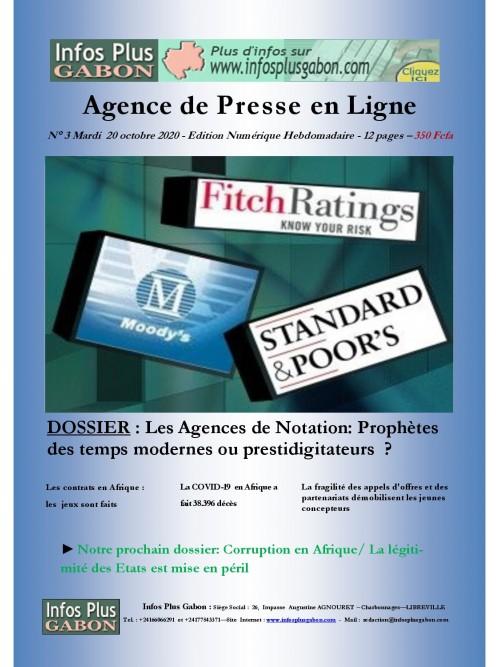 Infos Plus Gabon 20/10/2020