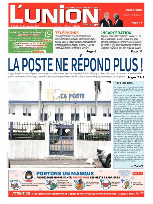 L'Union 03/11/2020