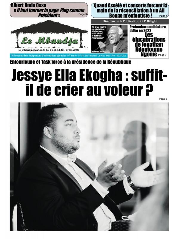 Le Mbandja 20/11/2020