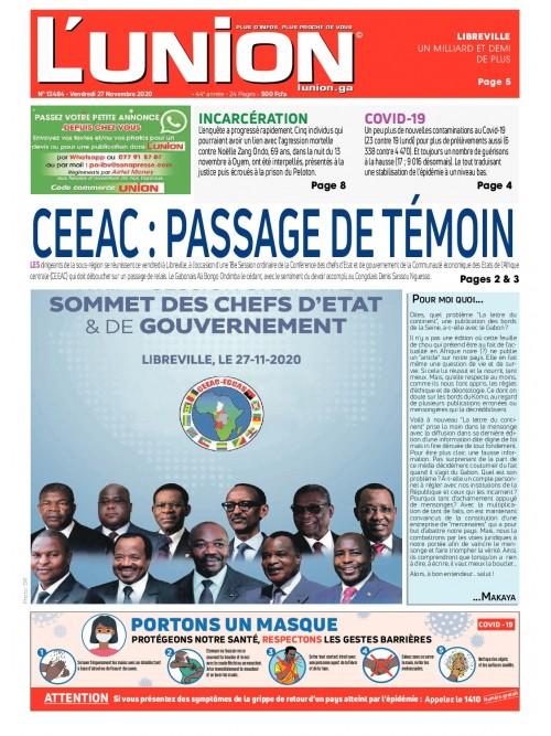 L'Union 27/11/2020