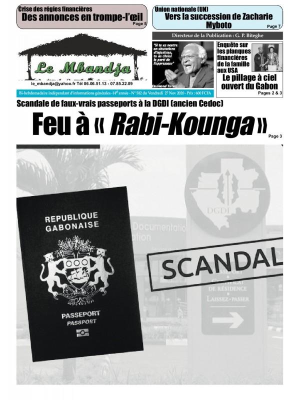 Le Mbandja 27/11/2020