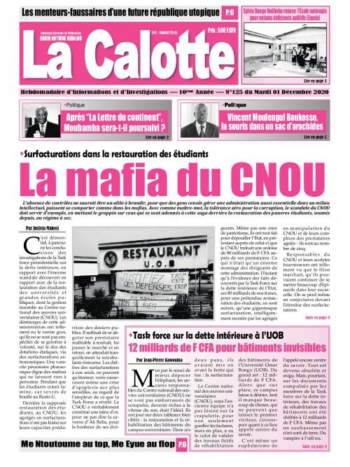 La Calotte 01/12/2020