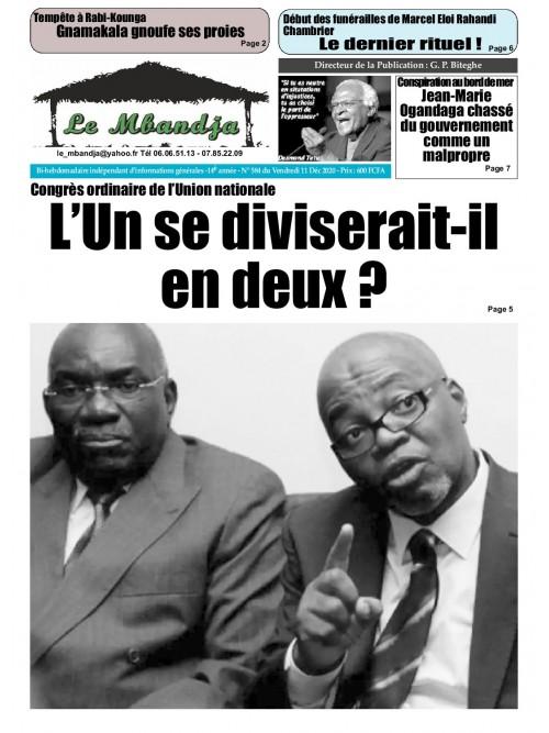Le Mbandja 11/12/2020