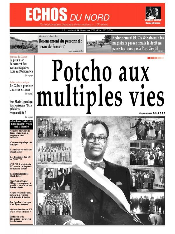 Echos du Nord 14/12/2020