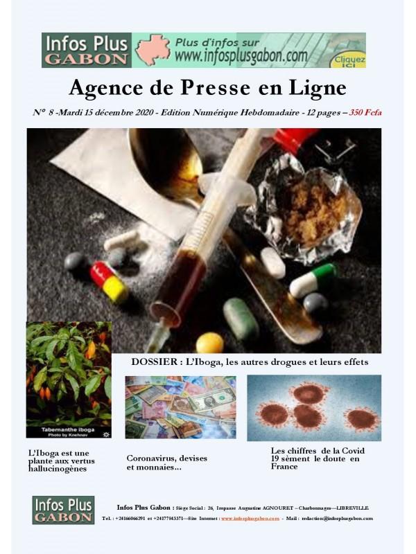 Infos Plus Gabon 15/12/2020