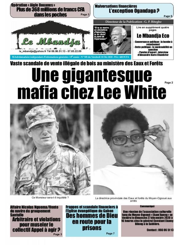 Le Mbandja 18/12/2020