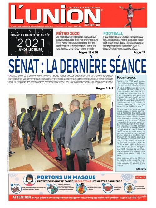 L'Union 31/12/2020