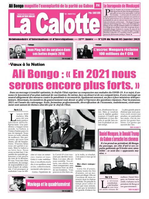 La Calotte 05/01/2021