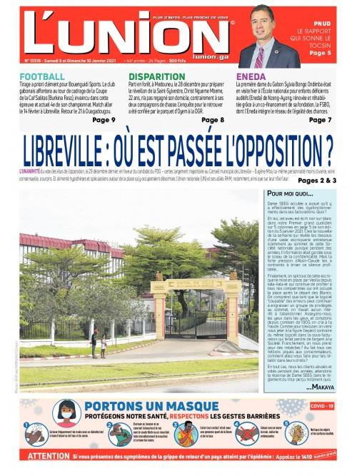 L'Union 09/01/2021