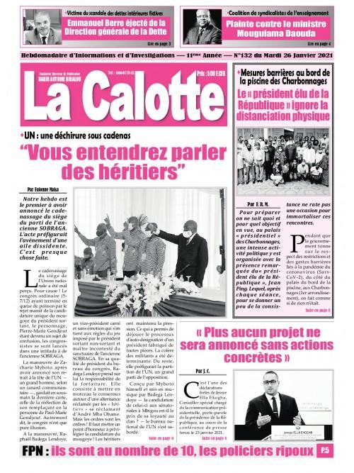 La Calotte 26/01/2021