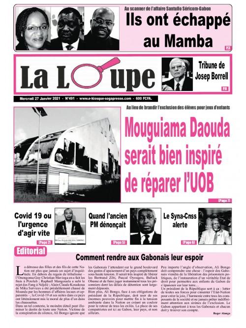 La Loupe 27/01/2021