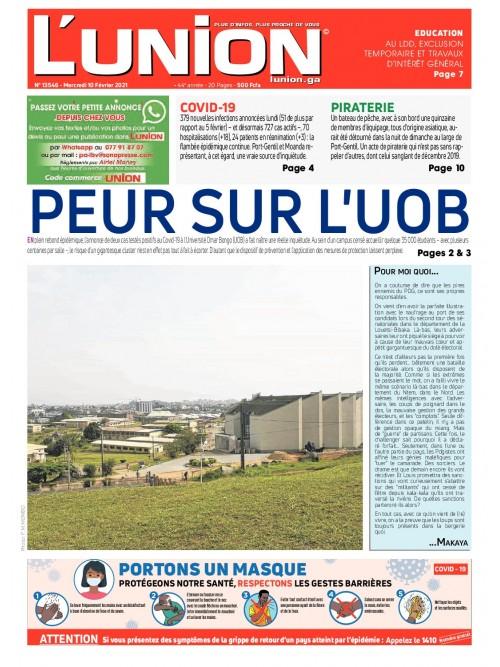 L'Union 10/02/2021
