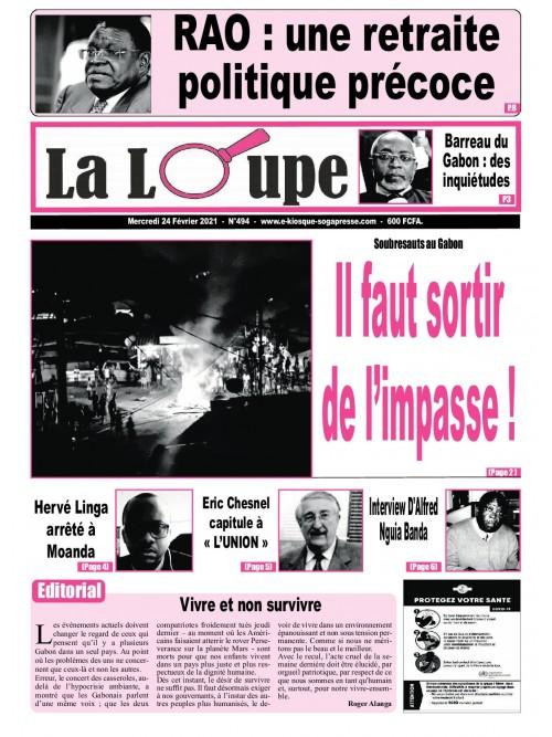 La Loupe 24/02/2021