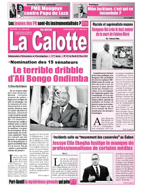 La Calotte 02/03/2021