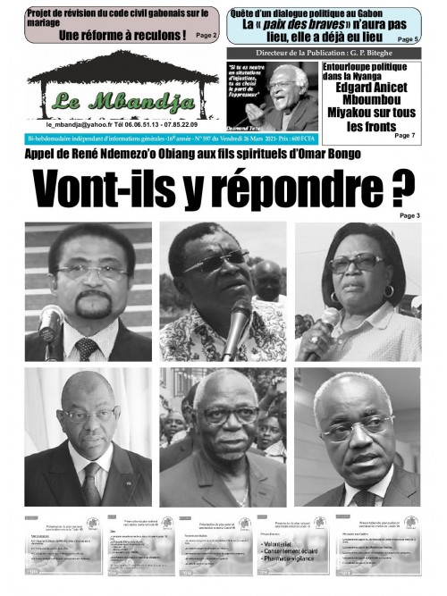 Le Mbandja 26/03/2021