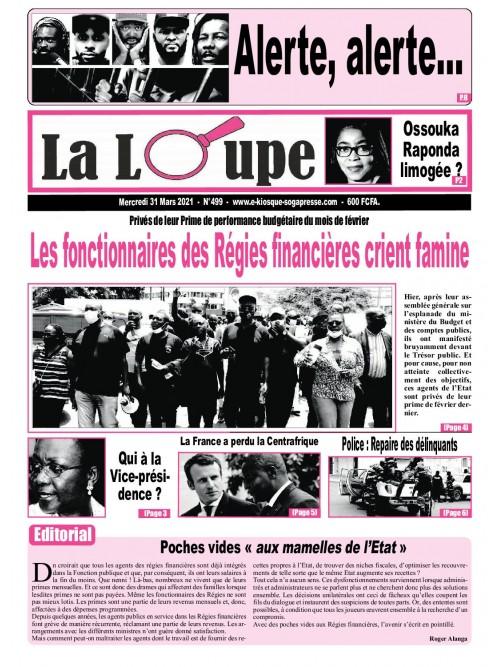 La Loupe 31/03/2021