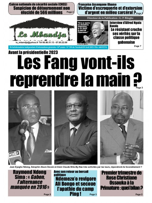 Le Mbandja 09/04/2021