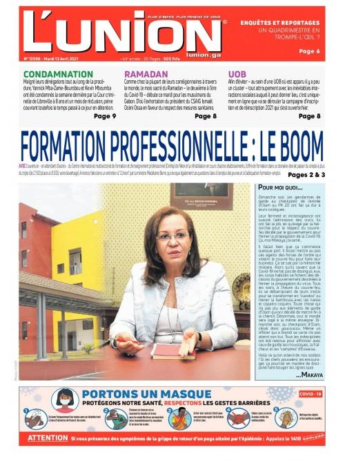 L'Union 13/04/2021