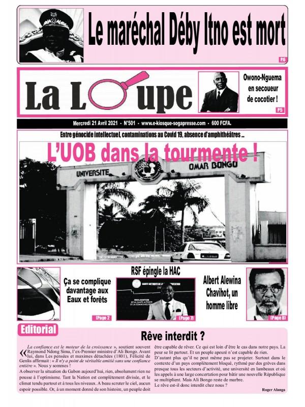 La Loupe 21/04/2021