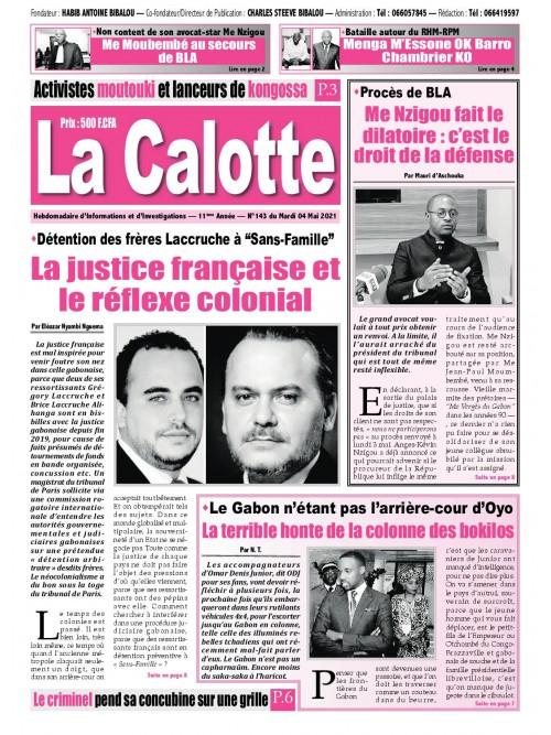 La Calotte 04/05/2021