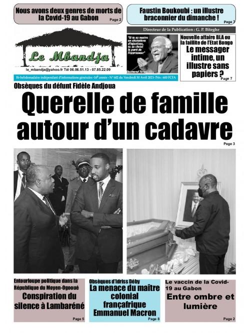 Le Mbandja 30/04/2021