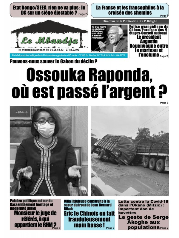 Le Mbandja 07/05/2021