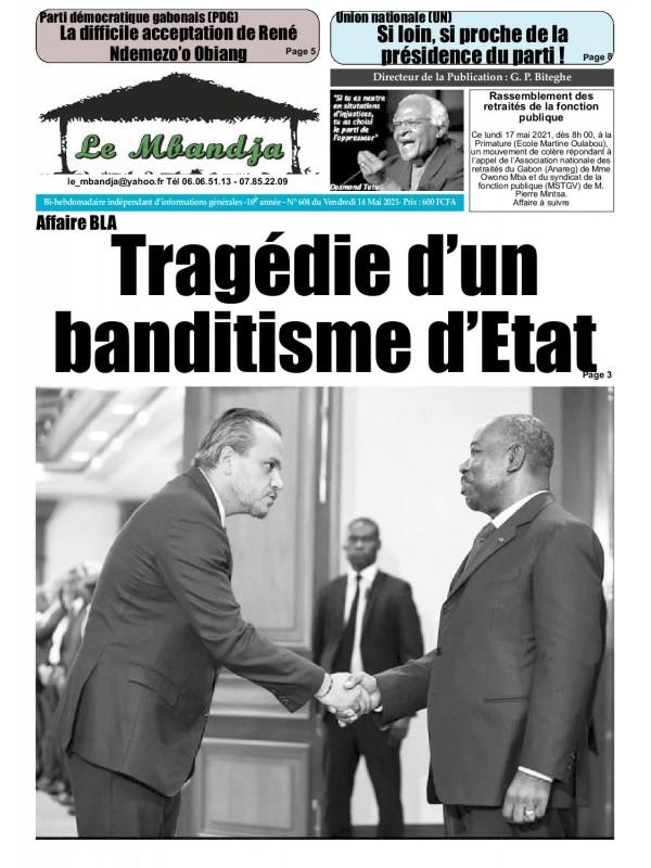 Le Mbandja 14/05/2021