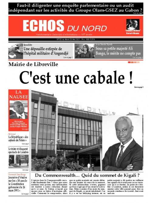 Echos du Nord 25/05/2021