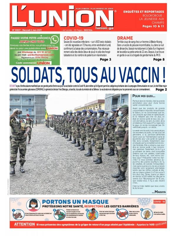 L'Union 02/06/2021