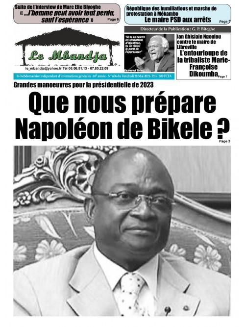 Le Mbandja 28/05/2021