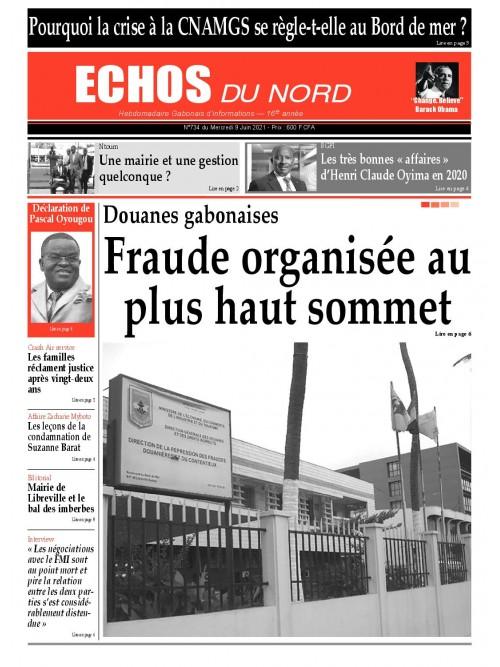 Echos du Nord 09/06/2021