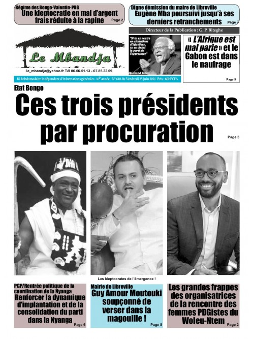 Le Mbandja 25/06/2021