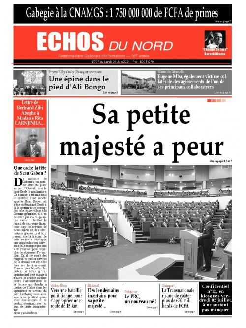 Echos du Nord 28/06/2021