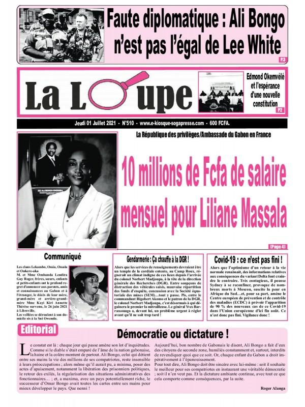 La Loupe 01/07/2021