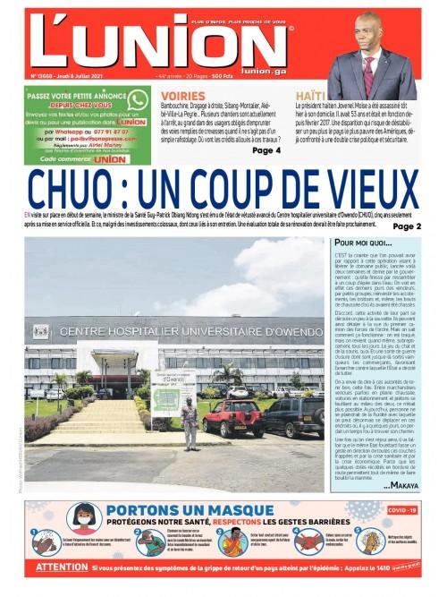 L'Union 08/07/2021