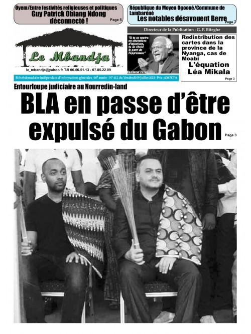 Le Mbandja 09/07/2021